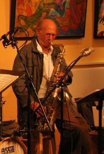 David Liebman, 2012
